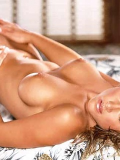 Hot picture collection of Tonya Cooley stripping naked in a photoshoot