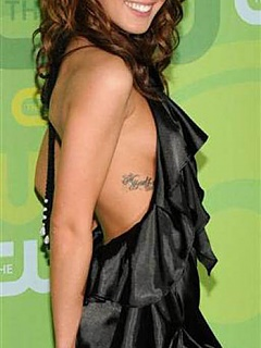 Shenae Grimes caught in revealing outfits