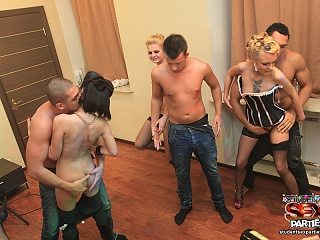 Hot students drunk sex group orgy