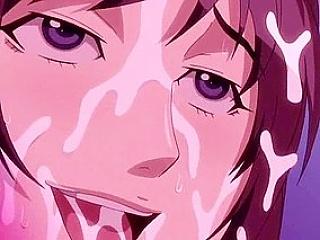 Extreme creampie in xxx anime clip