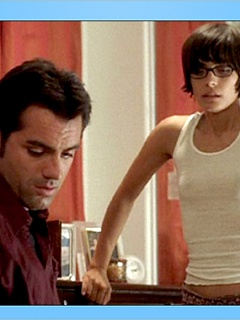Shannyn Sossamon takes it off to reveal her breasts and bush